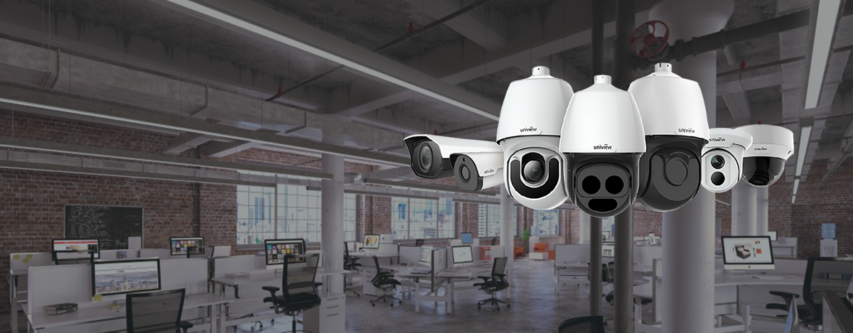 Office and Workplace CCTV